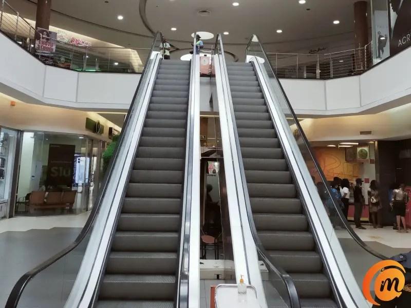 oppo A92 landscape ICM escalator photo mode