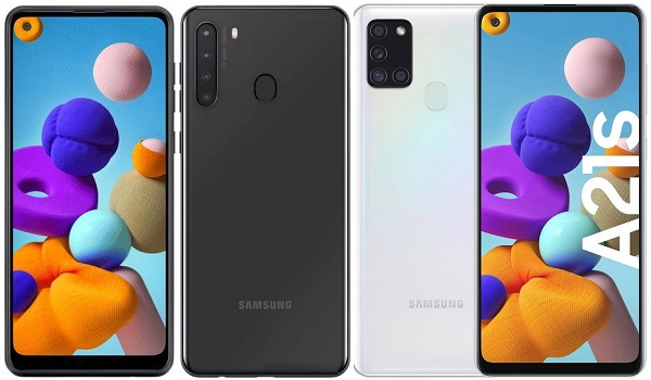 samsung galaxy a21 vs Samsung Galaxy a21s