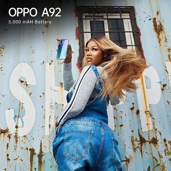 OPPO A92 Launch III