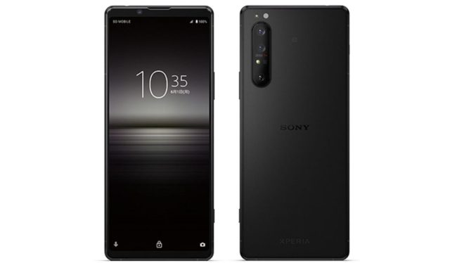 SONY unveils new variant of Xperia 1 II