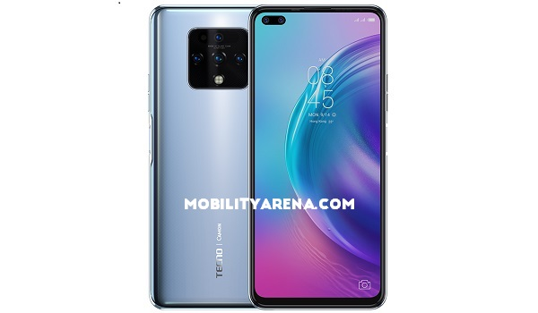 TECNO Camon 16 Premier photo