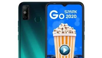 itel S16 Pro 4G vs TECNO Spark Go 2020