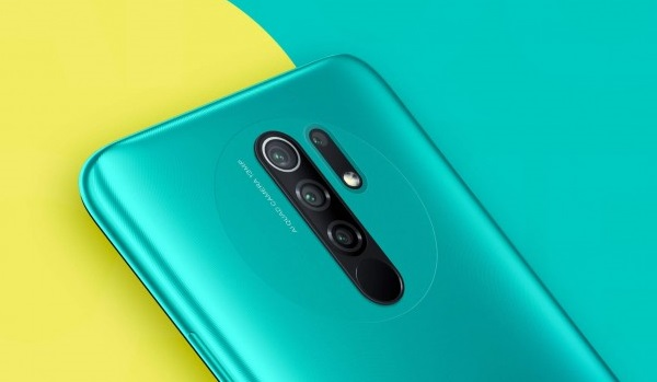 Xiaomi Redmi 9 rear camera