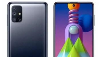 Samsung Galaxy M51 cameras