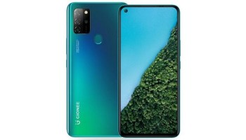 Gionee M12 launched in China mystic green