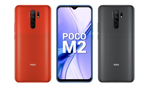 POCO M2 launched