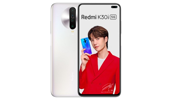 Redmi K30i 5G - one of the cheapest 5G phones