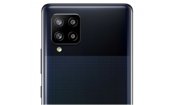 Samsung Galaxy A42 5G rear camera bump