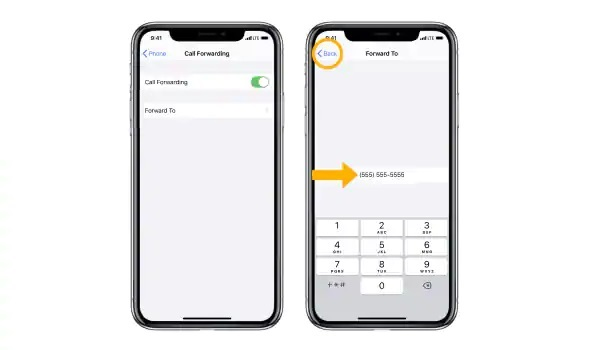 How To Forward Calls On IPhone And Android Phones: A Quick ...