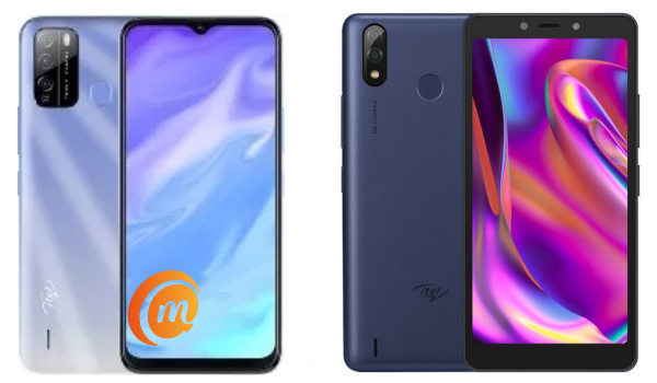 compare itel s16 Pro vs itel P33 plus