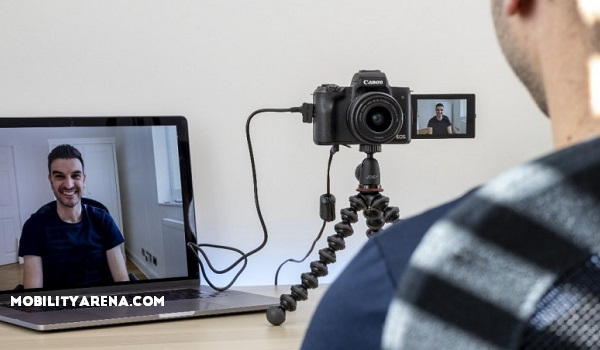 How to use your canon camera as a webcam