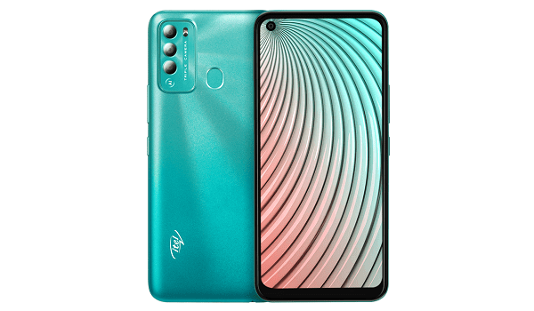 itel S16 Pro has a punch hole display