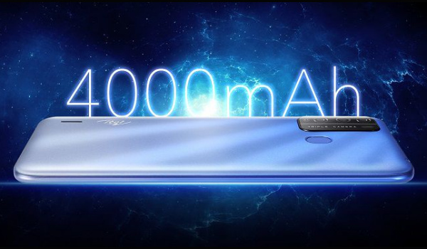 itel s16 Pro 4G 4000 mAh mobilityarena