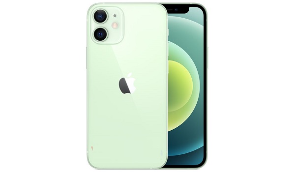 Apple iPhone 12 Mini green