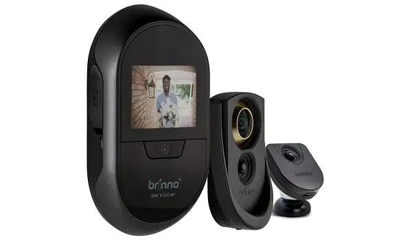 Brinmo Duo peephole camera