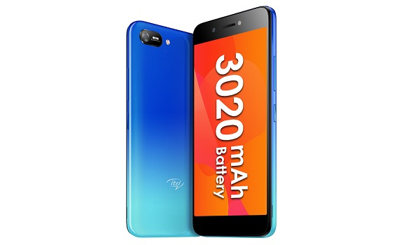 itel A25 Pro Light-Blue