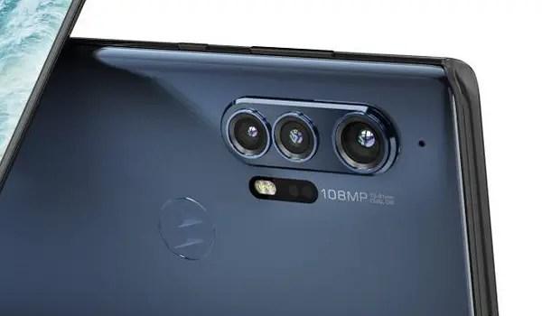 motyorola edge plus 108MP camera phone