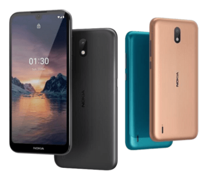 Nokia 1.3 the perfect holiday gift