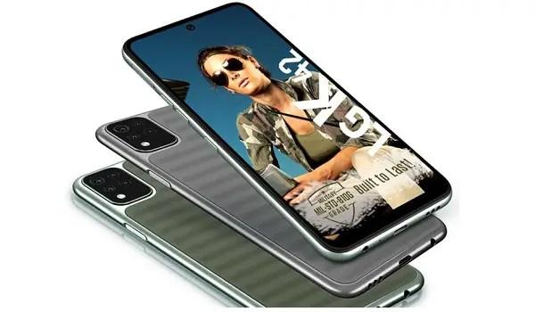 LG K42 rugged phone