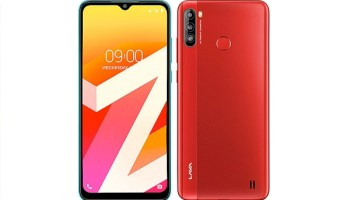 """Lava Z6, Android 10 phone, 6.51"""" display, Mediatek Helio G35 chipset, 13MP rear camera, 16MP selfie camera, 5000mAh battery. Plus other specs, specifications, and price."""