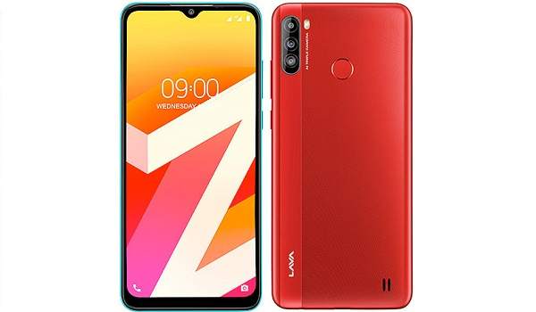 "Lava Z6, Android 10 phone, 6.51"" display, Mediatek Helio G35 chipset, 13MP rear camera, 16MP selfie camera, 5000mAh battery. Plus other specs, specifications, and price."
