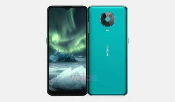 Leaked renders of the Nokia 6.3 or Nokia 6.4