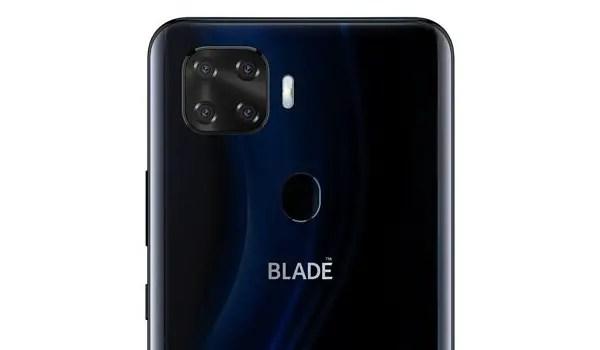 ZTE Blade X1 5G main camera back