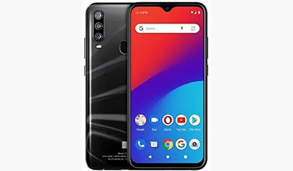 BLU Vivo XII phone specs