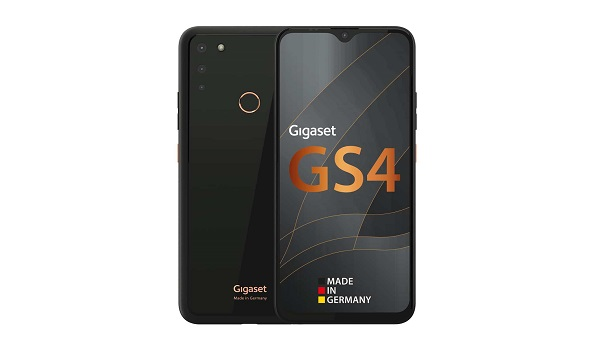 Gigaset GS4 phone - made in Germany, made in Eurpoe