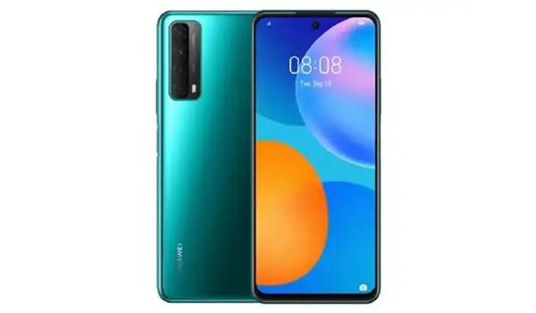 "Huawei Y7a, 6.67"" display, 4GB RAM, 128GB ROM, 5000mAh battery."