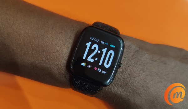 oraimo tempo-s smart watch