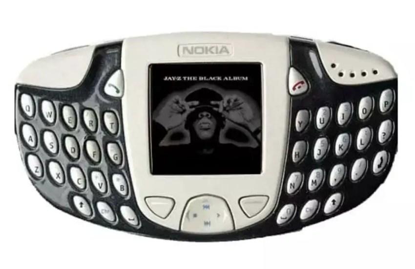 Nokia 3300 Jay-Z Edition Black Phone