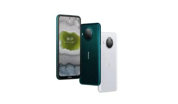 Nokia X10 5G - Full phone specs, specifications, price