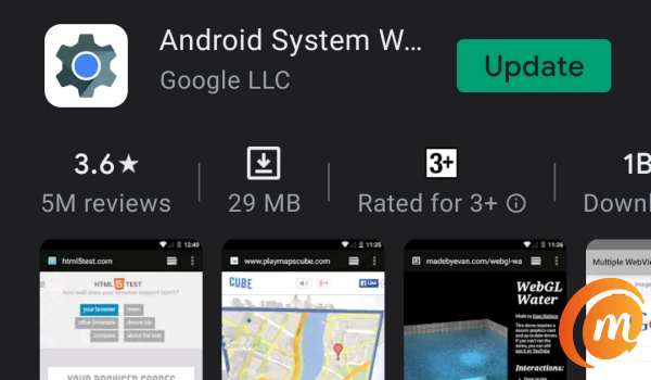 fix android apps crashing via system webview