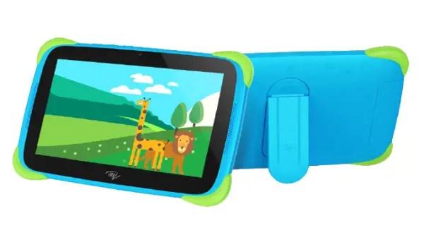 itel KidPad tablet for children