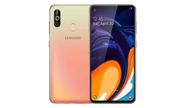 Samsung Galaxy M40 colourful