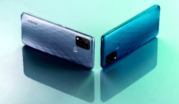 the all-new Hot 10T smartphone from Infinix
