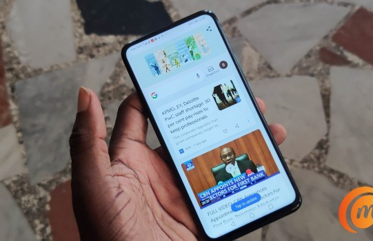 Huawei Y9 Prime 2019 hands-on review full screen