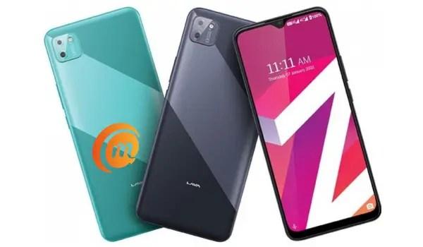 Lava Z2 Max phone specs
