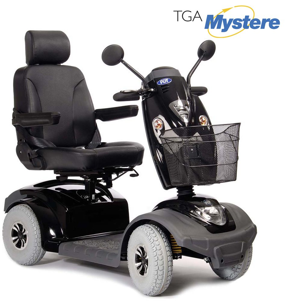 TAG Mystere 8mph mobility scooter