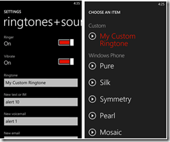 CustomRingtones