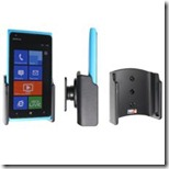 Nokia Lumia 900 - Holder with Tilt Swivel