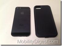 Case-Mate TOUGH XTREME iPhone 5 back open