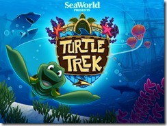SEAWORLD PARKS & ENTERTAINMENT TURTLE TREK