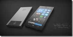 Surface Phone real Microsoft choses Foxconn