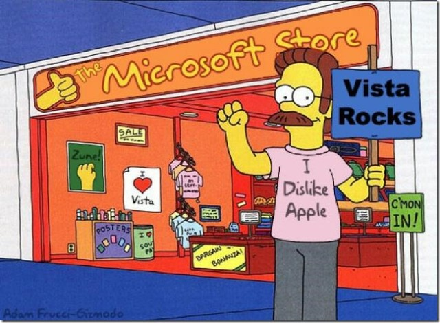 msft-store-simpsons