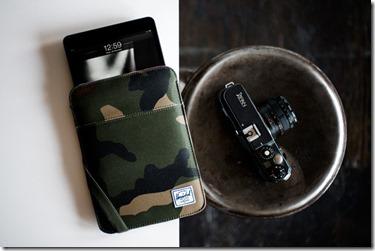 Herschel Supply Co. Cypress iPad Mini Sleeve 2