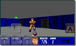 Wolfenstein 3D Clone game for the Windows Phone and Windows 8