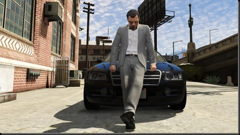 New Grand Theft Auto 5 Screenshots 9