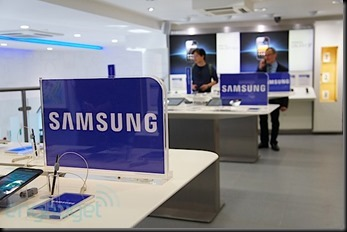 Samsung to get mini store in Best Buys